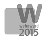 2015 Web Marketing Association's WebAward