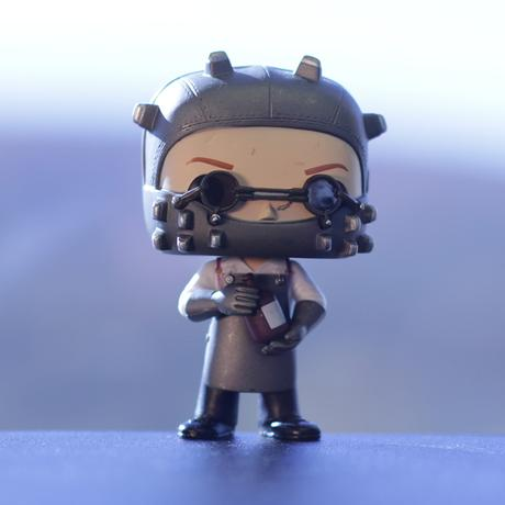 lindseys funko - james march