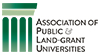 Assoiciation of Public and Land-Grant Universities logo