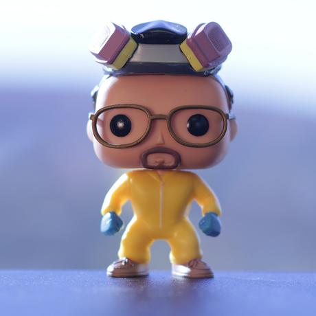 Teddy's alter ego is Walter White