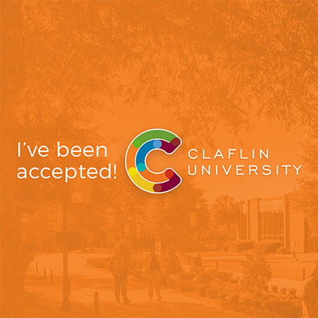 sharable graphics made for accepted claflin students