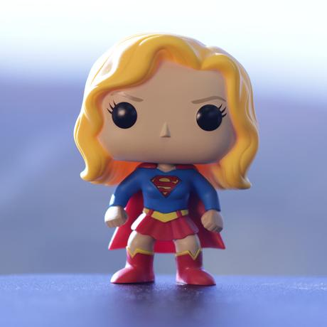 Jessica's alter ego is Supergirl